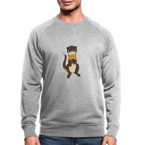 fretka Hypsed - Ekologiczna bluza męska