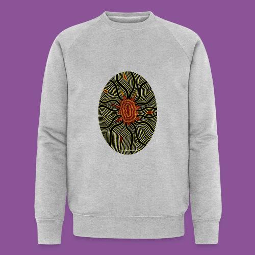 Aura 11 - Männer Bio-Sweatshirt