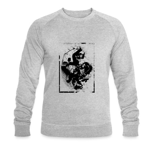 abstract4a - Men's Organic Sweatshirt by Stanley & Stella