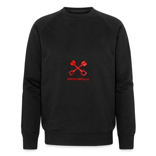 Bäcks bilverkstad - Ekologisk sweatshirt herr från Stanley & Stella