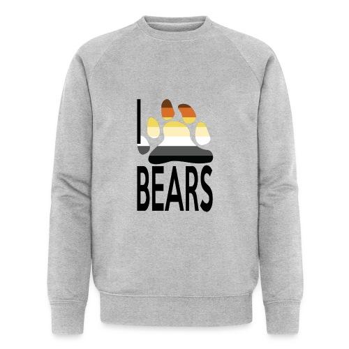 I love bears - Sweat-shirt bio
