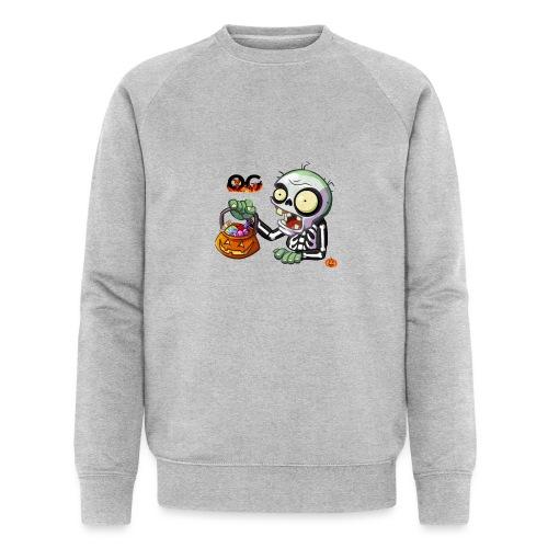 Halloween Skeleton - Männer Bio-Sweatshirt von Stanley & Stella