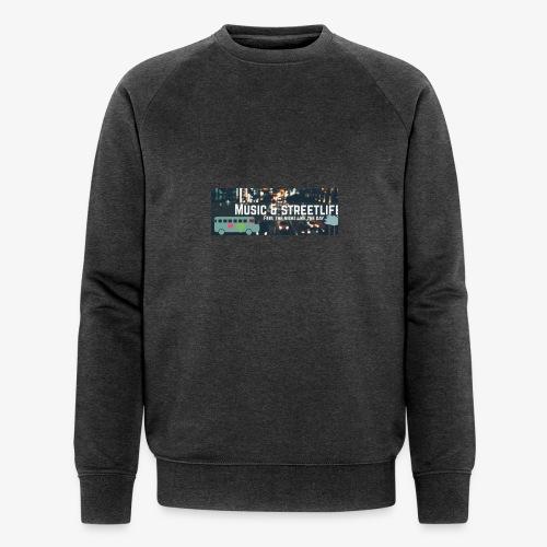 BeFunky Design - Sweat-shirt bio Stanley & Stella Homme