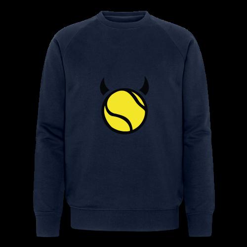 Teufel Schwarz - Männer Bio-Sweatshirt von Stanley & Stella