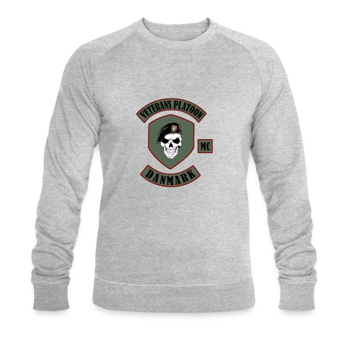Veterans Platoon - Økologisk Stanley & Stella sweatshirt til herrer