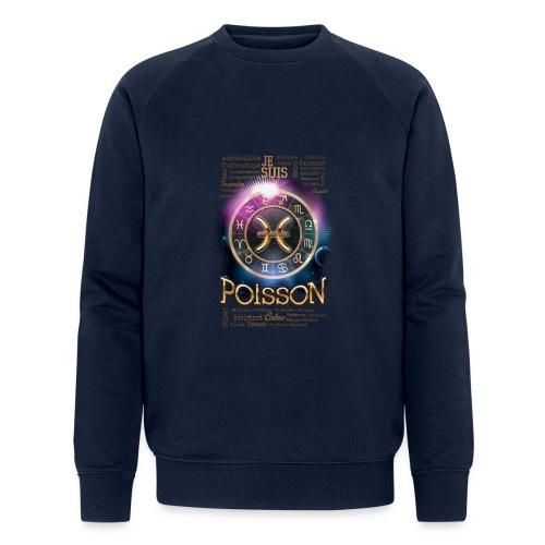 POISSONS - Sweat-shirt bio