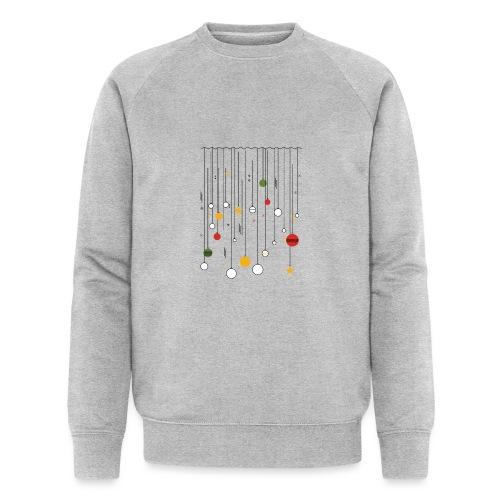 Christmas - Men's Organic Sweatshirt by Stanley & Stella