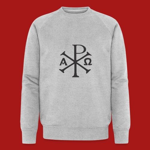 Kompasset-AP - Økologisk sweatshirt til herrer