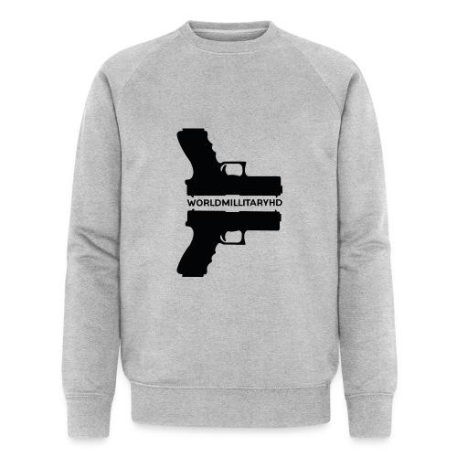 WorldMilitaryHD Glock design (black) - Mannen bio sweatshirt van Stanley & Stella