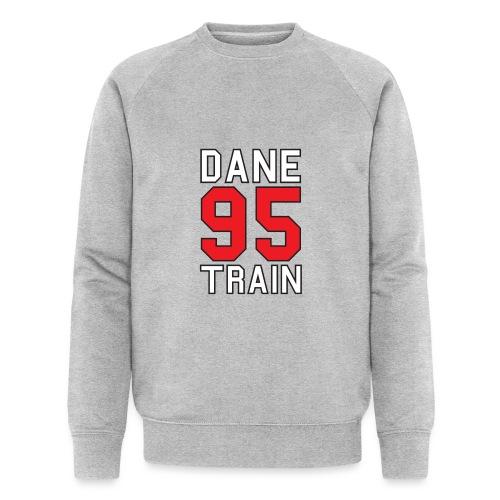 Dane Train #95 - Männer Bio-Sweatshirt