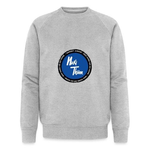 Classic Logo - Männer Bio-Sweatshirt