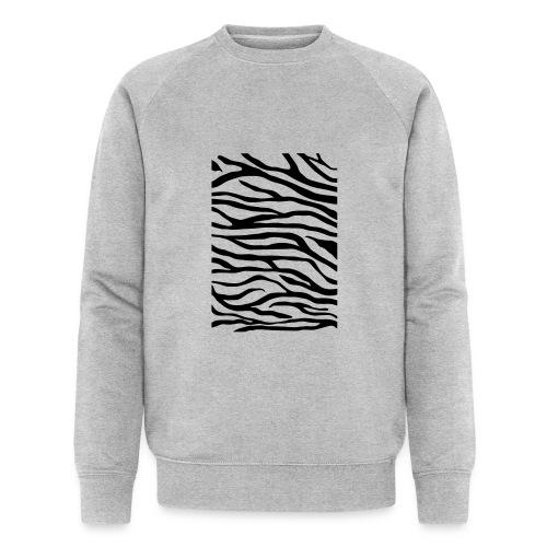 zebra v6 - Mannen bio sweatshirt van Stanley & Stella