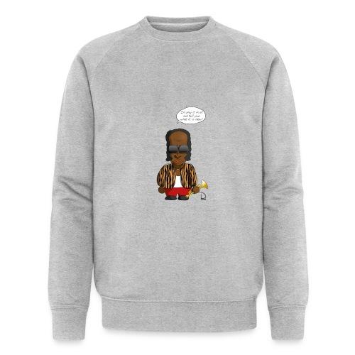 Miles Davis - Männer Bio-Sweatshirt von Stanley & Stella