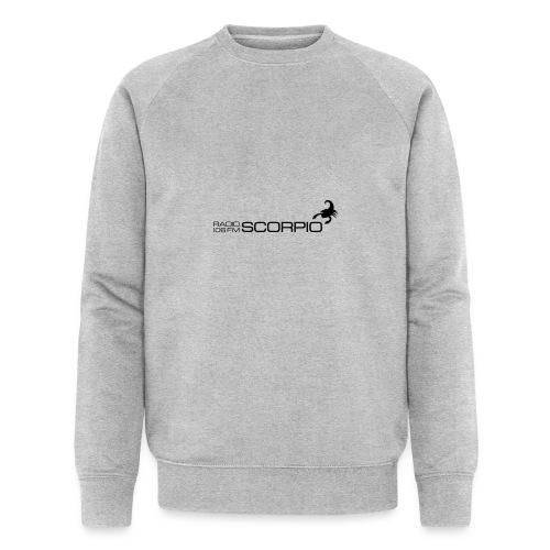 scorpio logo - Mannen bio sweatshirt van Stanley & Stella