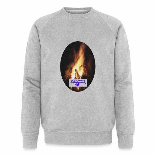 VALCON Lagerfeuer - Männer Bio-Sweatshirt von Stanley & Stella