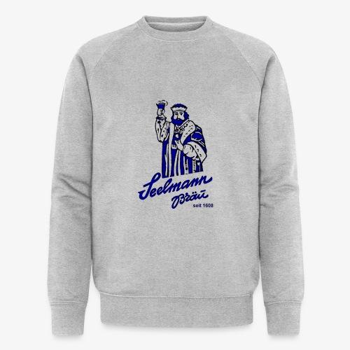 krugNovA2 gif - Männer Bio-Sweatshirt