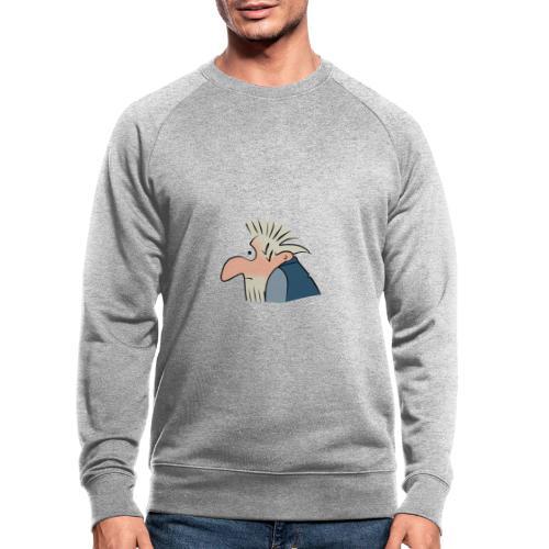 Alter Mann - Männer Bio-Sweatshirt