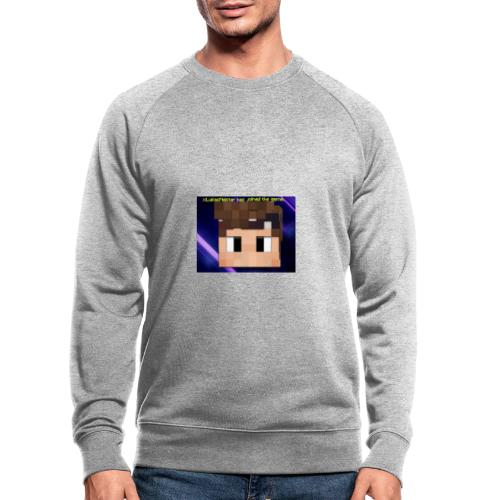 xxkyllingxx Nye twitch logo - Økologisk sweatshirt til herrer