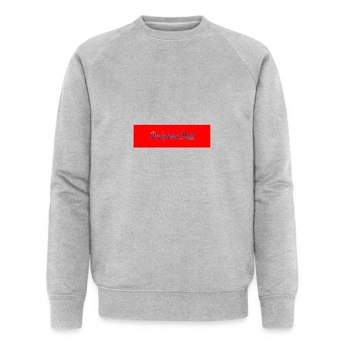 Brain dead boss - Men's Organic Sweatshirt by Stanley & Stella