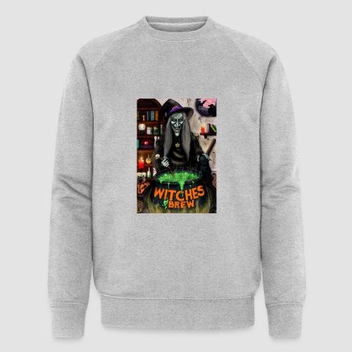 The Witch - Men's Organic Sweatshirt by Stanley & Stella