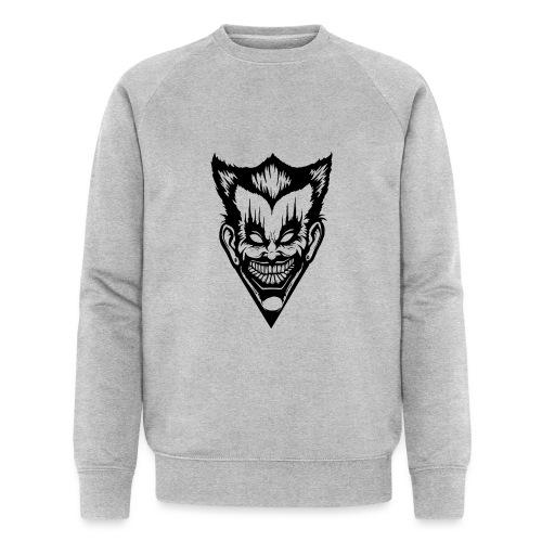 Horror Face - Männer Bio-Sweatshirt von Stanley & Stella