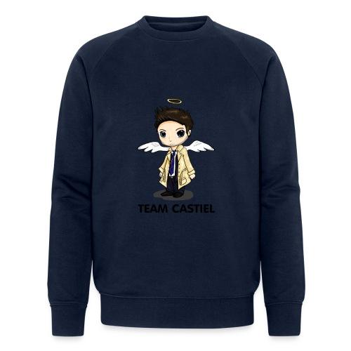 Team Castiel (light) - Men's Organic Sweatshirt by Stanley & Stella