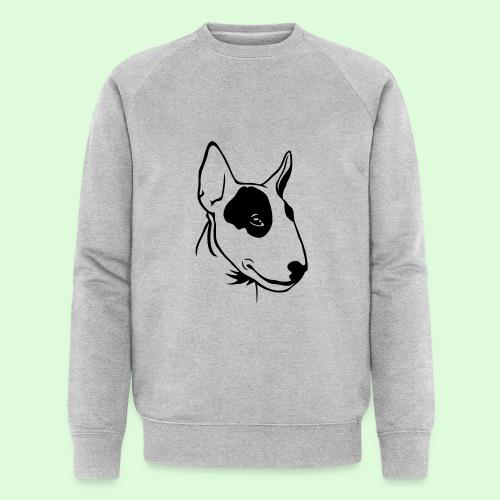 Bull Terrier - Sweat-shirt bio Stanley & Stella Homme