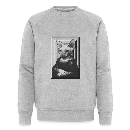CAT LISA - Sudadera ecológica hombre