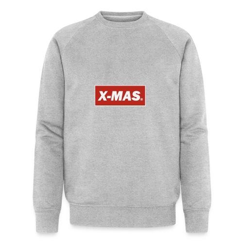 X Mas - Men's Organic Sweatshirt by Stanley & Stella