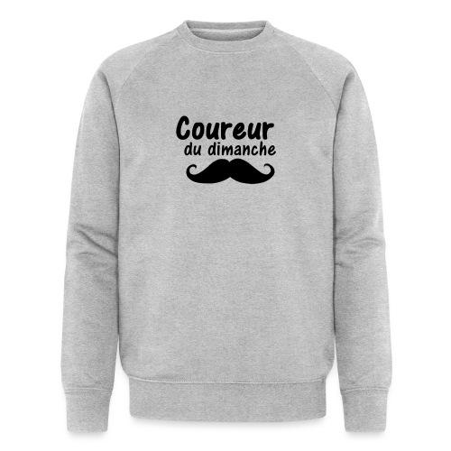CoureurDimanche2 - Sweat-shirt bio Stanley & Stella Homme