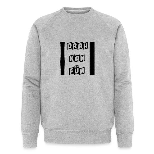 Vorschau: Drah kan Füm - Männer Bio-Sweatshirt