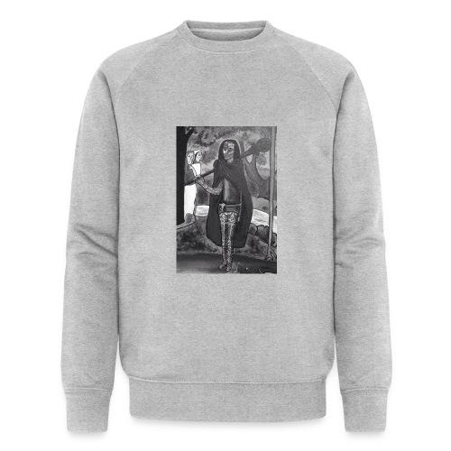 Guerrier Marquisien - Men's Organic Sweatshirt by Stanley & Stella
