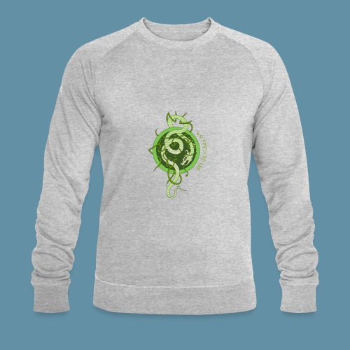 Jormungand logo png - Felpa ecologica da uomo di Stanley & Stella
