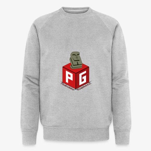 Preikestolen Gamers - Økologisk sweatshirt for menn