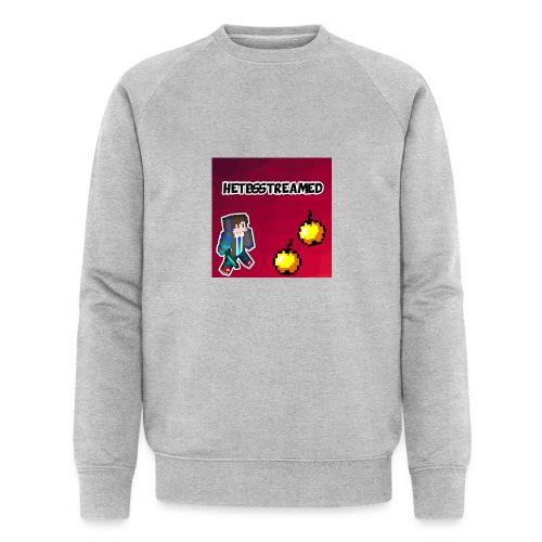 Logo kleding - Mannen bio sweatshirt