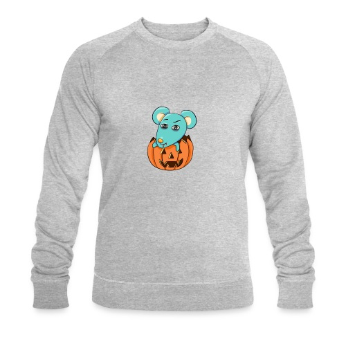Halloween - Økologisk Stanley & Stella sweatshirt til herrer
