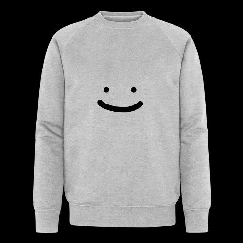 Smile - Ekologiczna bluza męska