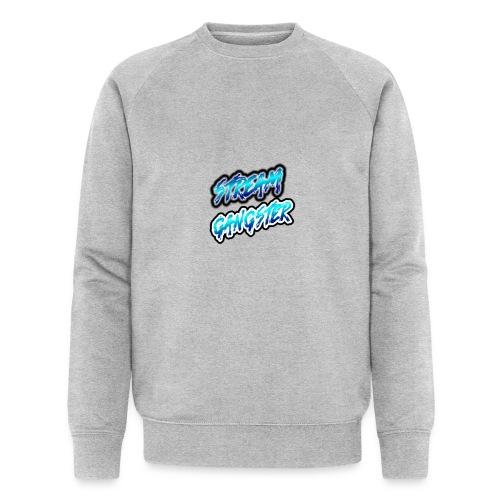 StreamGangsterMerchandise - Mannen bio sweatshirt van Stanley & Stella