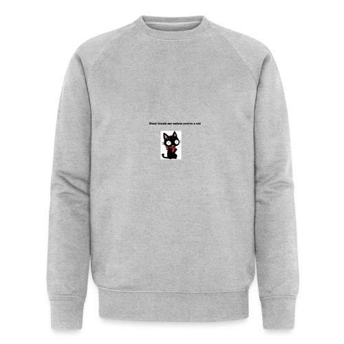 Imnotacat Tshirt - Ekologisk sweatshirt herr från Stanley & Stella