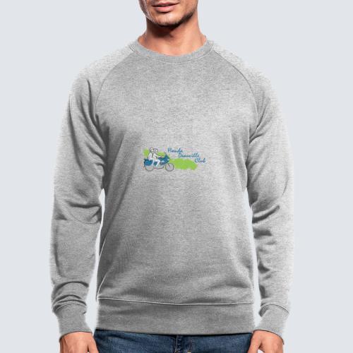 HDC logo - Mannen bio sweatshirt