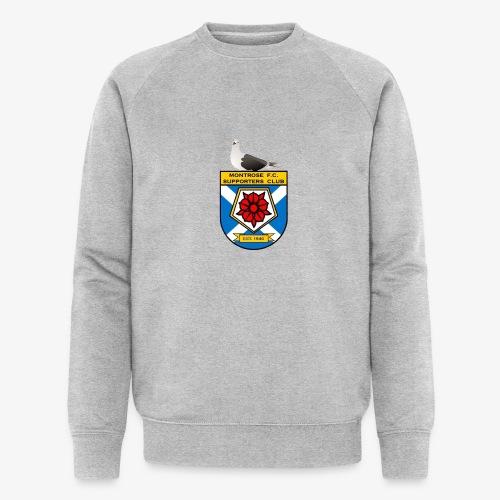 Montrose FC Supporters Club Seagull - Men's Organic Sweatshirt by Stanley & Stella