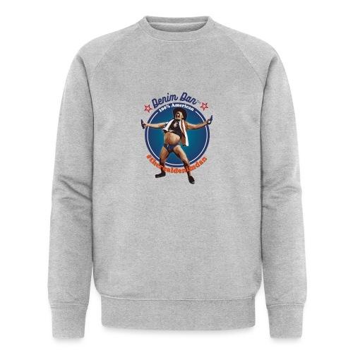 Denim Dan - Ekologisk sweatshirt herr från Stanley & Stella