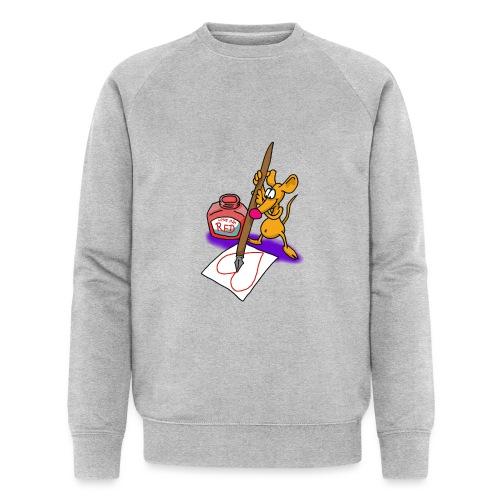 Von Herzen - Männer Bio-Sweatshirt von Stanley & Stella