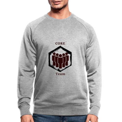 CoreTeam - Männer Bio-Sweatshirt