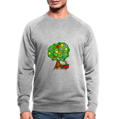 LebensBaum - Männer Bio-Sweatshirt