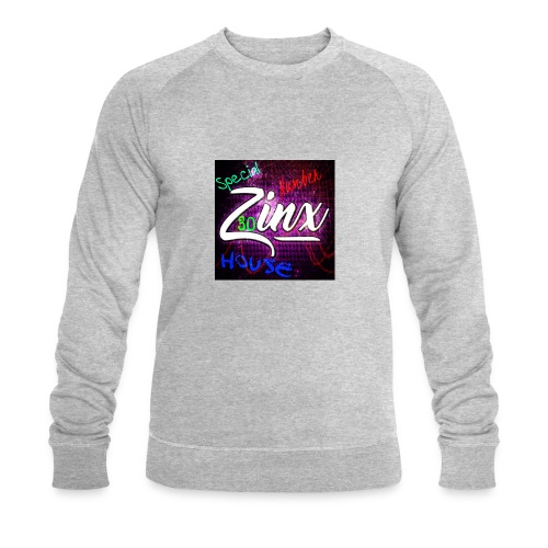 Zinx Merch - Men's Organic Sweatshirt by Stanley & Stella