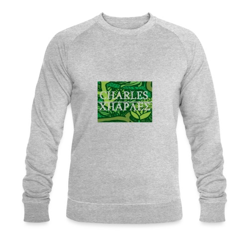 CHARLES CHARLES JUNGLE PRINT - LIMITED EDITION - Men's Organic Sweatshirt by Stanley & Stella