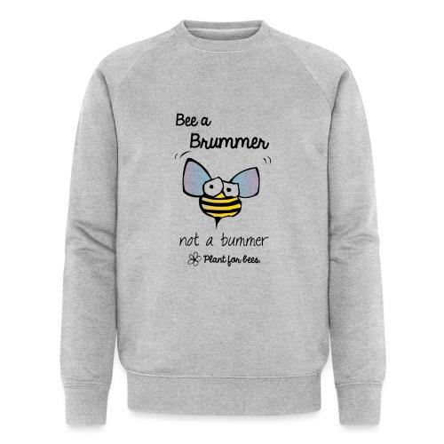 Bees6 - Save the bees - Men's Organic Sweatshirt by Stanley & Stella
