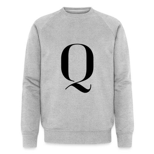 Q - Men's Organic Sweatshirt by Stanley & Stella