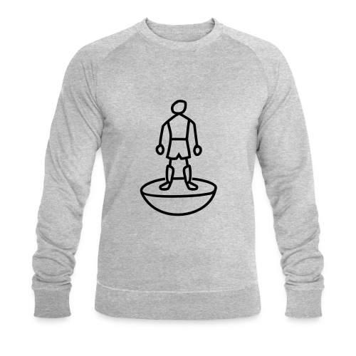 Table Football Stick Man - Men's Organic Sweatshirt by Stanley & Stella